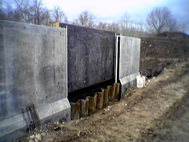 Green Brook Nj >> Projects: Water and Sewer Treatment - Coastal Steel of NJ LLC